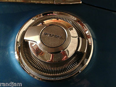 1967 1968 1969 1970 NOS MoPar Barracuda Charger R//T Locking GAS CAP Dodge Chryco