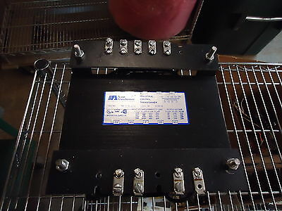 ACME TRANSFORMER(INDUSTRIAL CONTROL) TYPE: TA-2-81202, 2000VA, 50/60 Hz. 2