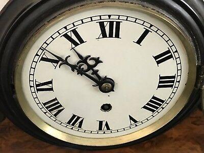 Drum Head Victorian Fuse Clock 6