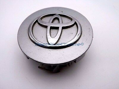 "Toyota Wheel Center Cap Logo Highlander Camry 2001-2007 Rim Hub OEM 2 1//2/"""
