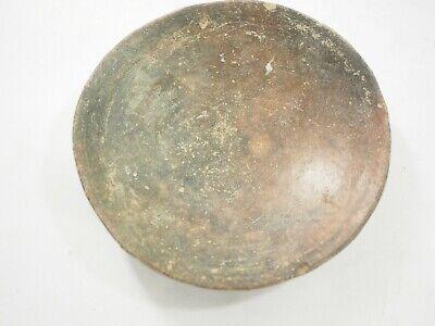 Pre-Columbian Jalisco Mayan Utilitarian Bowl 300-600AD CAA 49 6