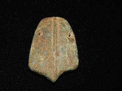 Pre-Columbian Jade Ceremonial Pendant, Nicoya, Authentic, Rare 6