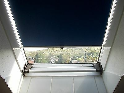 ROLLO DBS Dachfensterrollo Hitzeschutz Verdunkelung Fakro FTP PTP FTL etc.
