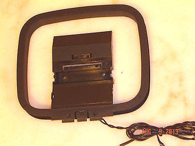 New Hi-Fi AM Loop Wire Antenna for Sharp//Panasonic Receiver Runer Audio Systems