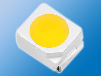150x SMD LED MIX | Warm Weiß/Weiß gemischt | PLCC-2 | 3528 | verschiedene Typen 6