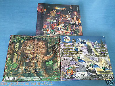 Mago De Oz Lote Pack Folktergueist La Ciudad De Los Arboles Regalo Caja Gaia 2 9 2