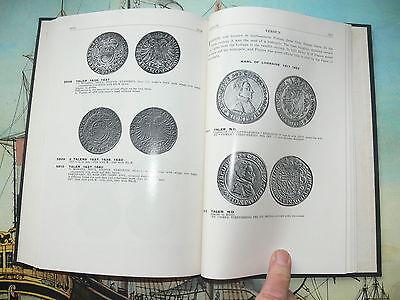 Davenport, John S: German church and city Talers 1600-1700 Second Edition 1964. 11