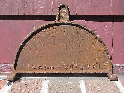 Antique Vintage Novelty Sign New England Origin Interior Decorate Shapes Letters 2