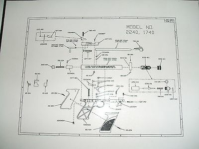 NEW SUPER COMPLETE TUNE-UP REBUILD RESEAL KIT for Crosman 2240 2300 etc CO2 Guns