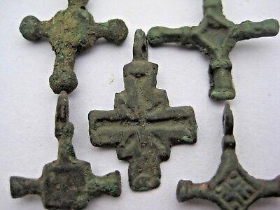 ANCIENT CROSS Viking Roman Kievan Rus 10-12 century AD 2
