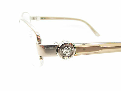 AUTHENTIC VERSACE 1187-B 1052 Semi-rimless Designer Eyeglasses ...