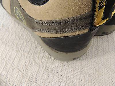 La Sportiva Climbing Shoes Men/'s 6.5 Brown /& Black Athletic Sneakers Eu 39 51166