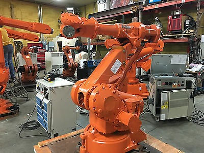 ABB 4400 ROBOT, ABB Robot, ABB S4C+ controller, Fanuc Robot, Motoman Robot