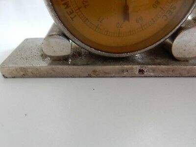 ART DECO ERA   trio clock barometer etc to restore 7