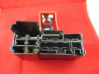 Mazda RX-7 1993-1995 New OEM Main fuse block and battery terminal FD02-66-760C