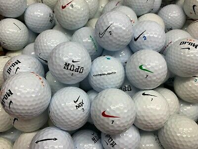 100 AAAAA Mint Condition Used Golf Balls Assorted Brands 2