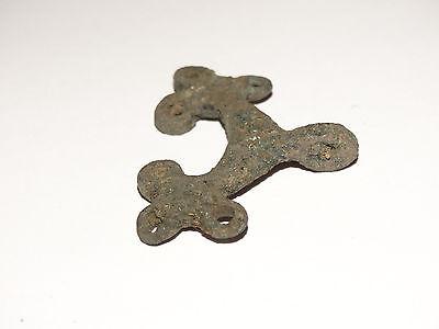 Perfect Bronze female pendant . ca 3-5 AD. Kiev Culture. 9