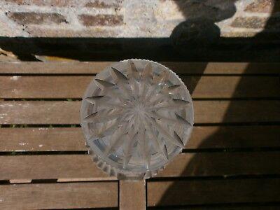 carafe en  cristal de boheme 4