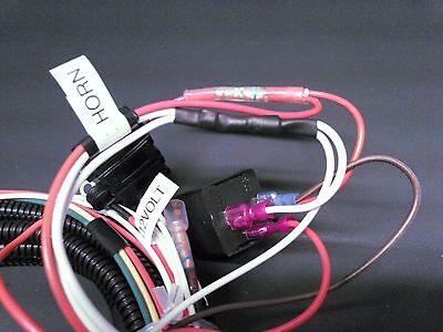 UTV//SXS//ATV Turn Signal Kit w//HORNfor Polaris Ranger 900XP line Bright 3//4 LEDS