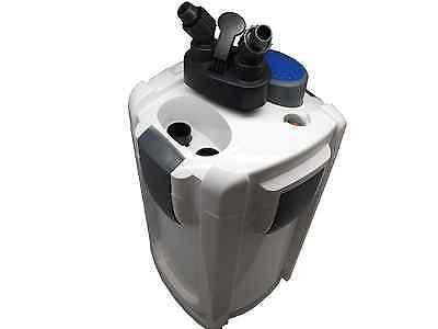 Aquarium Fish tank External Canister Filter HW-702B 703B 704B w// UV Sterilizer