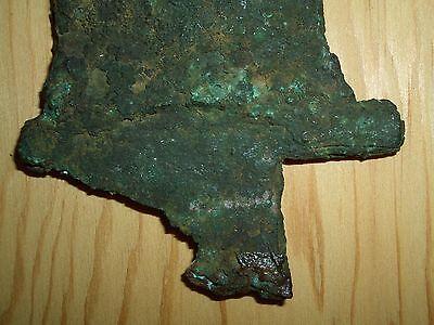 A Genuine Shang Dynasty Chinese Bronze Ge Halberd Blade 1600-1046 B.C. 7