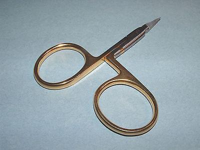 Dr Slick 3 1//2 inch Prism Arrow Scissors Fly Tying Fishing Tools SA35PR