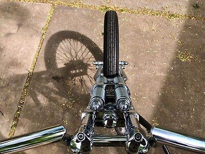 Narrow DNA Springer Front End hoop Kit Bobber IronHead Xs650 shovelhead fork