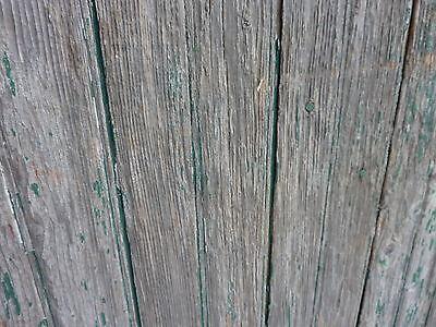 "GORGEOUS 19th century antique barn door WONDERFUL patina STRAP HINGES 53"" x 47"" 4"