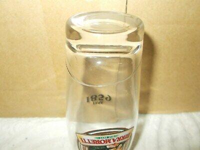 Raro bicchiere birra moretti 0.2l CON DIFETTO DI FABBRICA collezione bar vintage 4