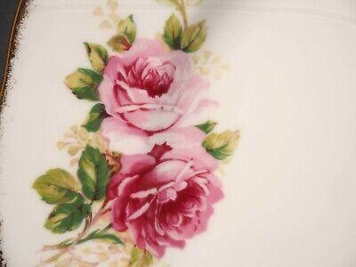 Royal Albert American Beauty Large Dinner Plate Bone China England 3