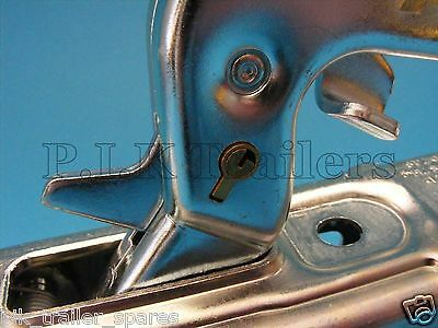 Security Hitch Lock for Erde Daxara Trailer 150 152 153 160 161 162 163 190 191 4