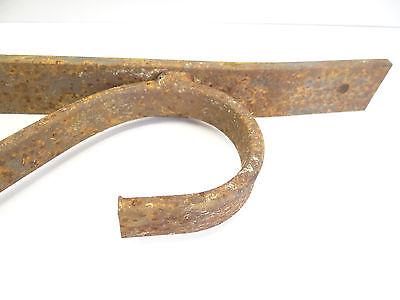 Vintage Steel Corner Bracket Plant Hanger Hook Decorative Architectural Hardware 5