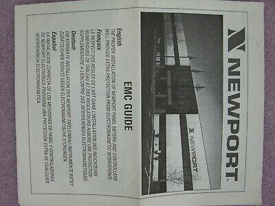 *NEW* Newport 2003B-4 D1 Digital Panel Voltmeter 8