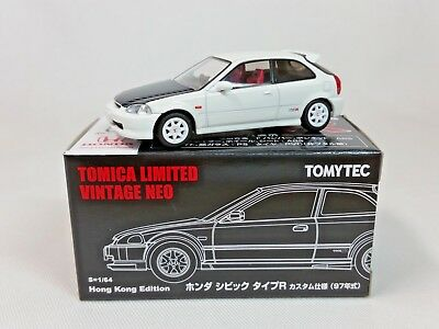 1 64 tomytec tomica limited vintage neo honda civic type r ek9 99 97 2007 Honda Civic Type R 1 of 9free shipping 1 64 tomytec tomica limited vintage neo honda civic type r ek9 99 97 hong