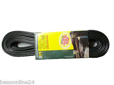 Low Voltage Garden Lighting Cable 30 Metres Extra Heavy Duty 3 3mm Core
