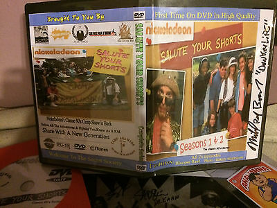Autographed Salute Your Shorts Cast Photos & DonkeyLips GPK Parody Card & DVD