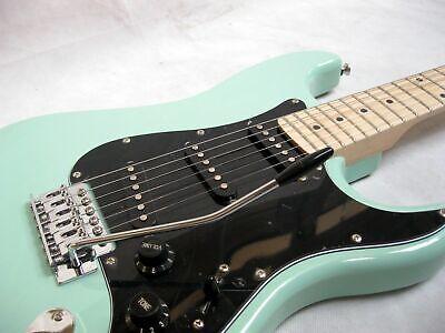 Elektrogitarre Mint Hochglanz - E Gitarre Tremolo Pickup Ahorn Fingerboard Xxxx 5