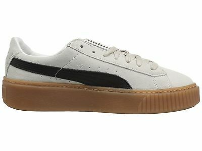 523671fc9d1 ... Women s Shoe PUMA Suede Platform Core Sneakers 363559-01 White   Black   New