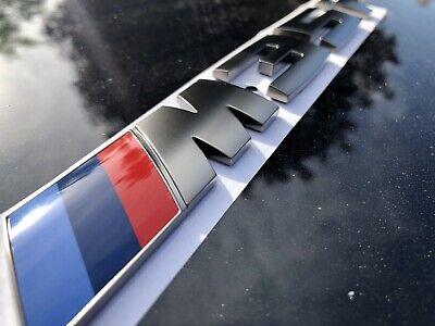 ORIGINAL NOUVEAU limité BMW LOGO M35i GRIS SILICIUM 51148072122 NEUF