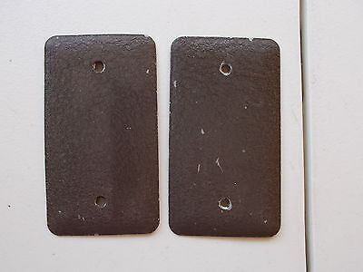 Vintage Metal Switch Outlet Cover Plates, Huge Lot, Togge, Duplex *FREE SHIP* 2