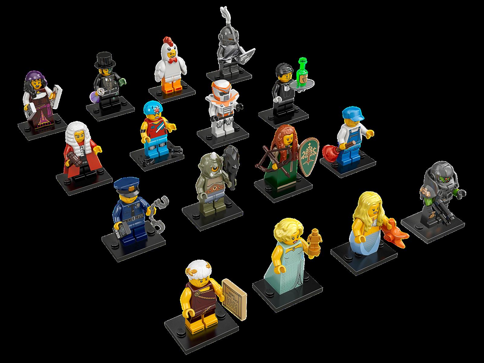 LEGO SERIE 17 #9 Le Parisien CONNOISSEUR TORSE TÊTE JAMBE Minifigure Lot 71018 Figurki LEGO
