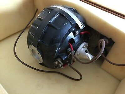 AM263 Vtg G.M. Preview of Projects 1958 Unknown Handmade Model Motor Thing 7