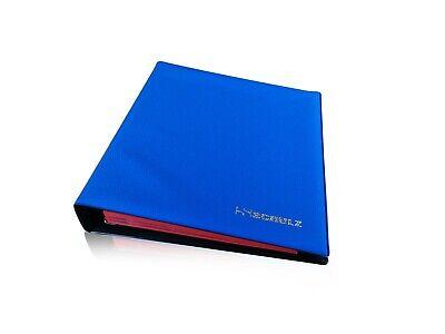 Coin Album Collection Holder Folder SCHULZ Binder 50p £1 £2 Storage Book 200H 7