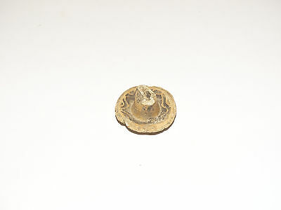 Rare  ANCIENT CELTIC LEAD SPINDLE WHORL , с 3-2 BC .La Tène culture 4 • CAD $44.10