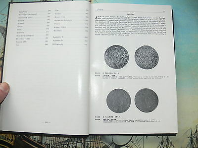 Davenport, John S: German church and city Talers 1600-1700 Second Edition 1964. 3