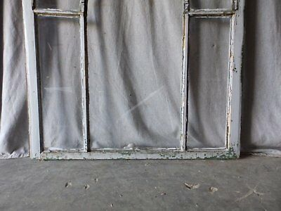 Antique Palladian Window Dome 7 Lite Arch Top Cabinet Shabby Chic 40X34 70-17P 11