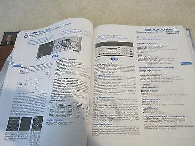Hp Hewlett Packard Test Measurement Catalog 1996 5
