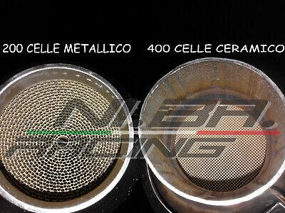 Downpipe Inox 400 Celle Tubo Rimozione Dpf Fiat Tipo Egea 1.6 Mjet Euro6 120Cv 3