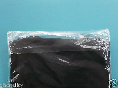 "12 x 15 Clear Poly T Shirt Plastic Bags 2"" Flap 10 25 50 100 200 300 Packaging"