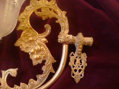 Victorian ERA Gas Sconce: An exceptional gas sconce. 4